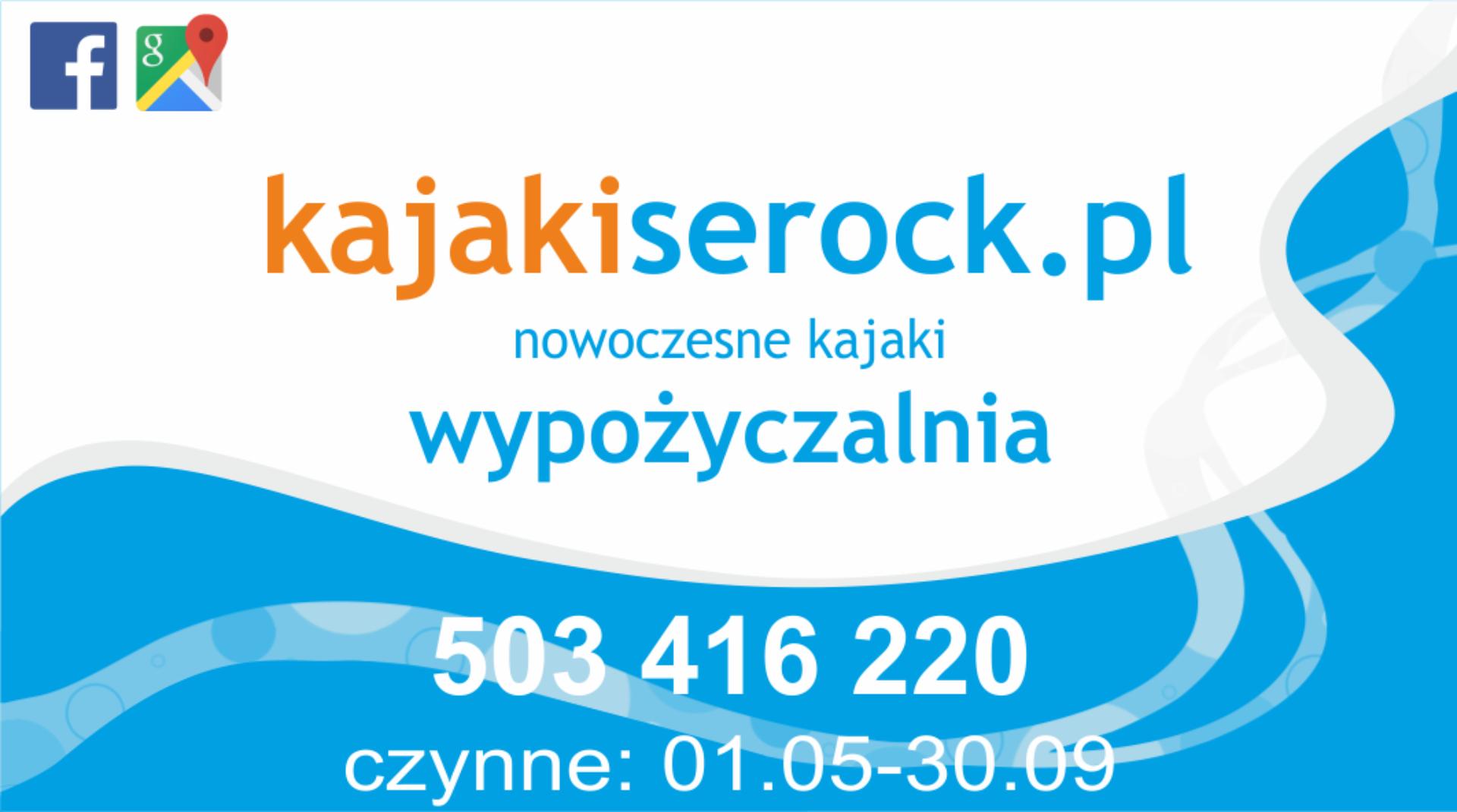 Kajaki Serock